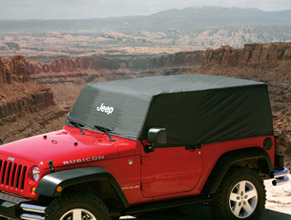 Wrangler Cab Top Cover